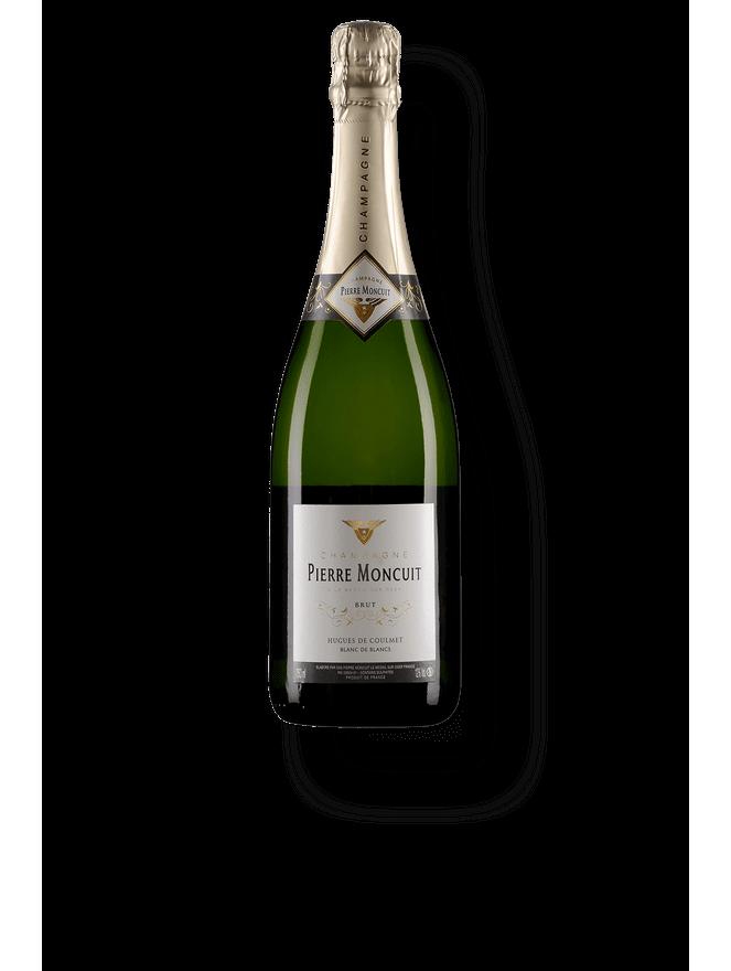 Champagne Pierre Moncuit Blanc de Blancs Cuvée Hugues de Coulmet Brut