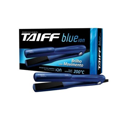 Chapa Blue Íon 200°C Bivolt - Taiff