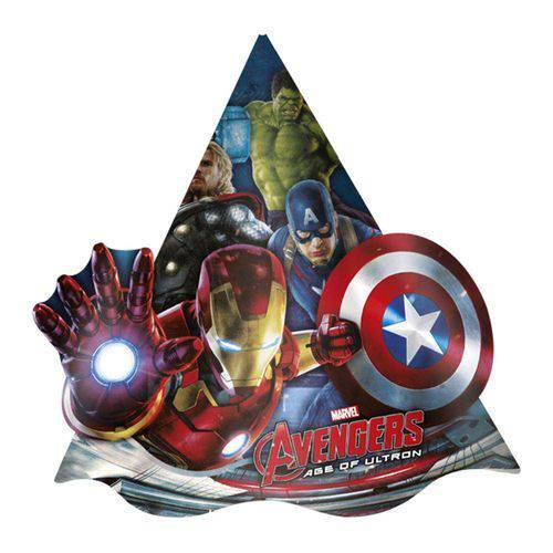 Chapéu Avengers C/08 Unidades