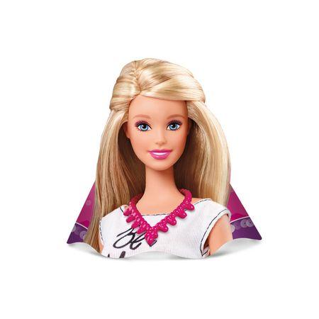 Chapéu de Aniversário Barbie Diamante