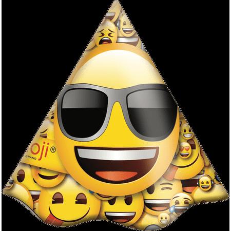 Chapéu de Aniversário Emoji