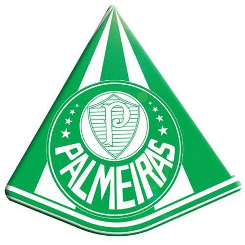 Chapéu de Aniversário Palmeiras 08 Unidades Yonifest