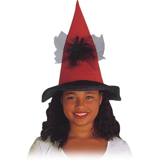 Chapéu de Bruxa Aranha