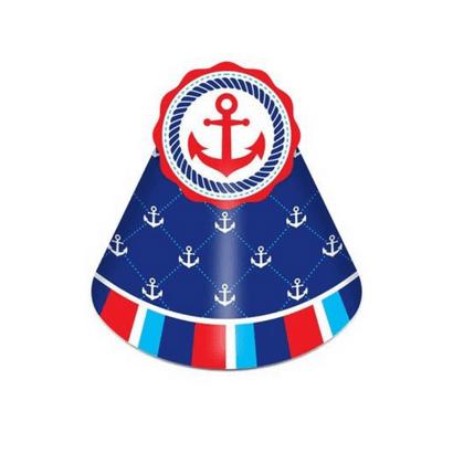 Chapéu de Festa Marinheiro 8un Junco