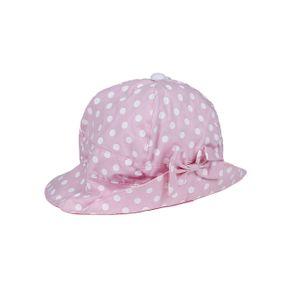 Chapéu Infantil para Menina - Rosa M