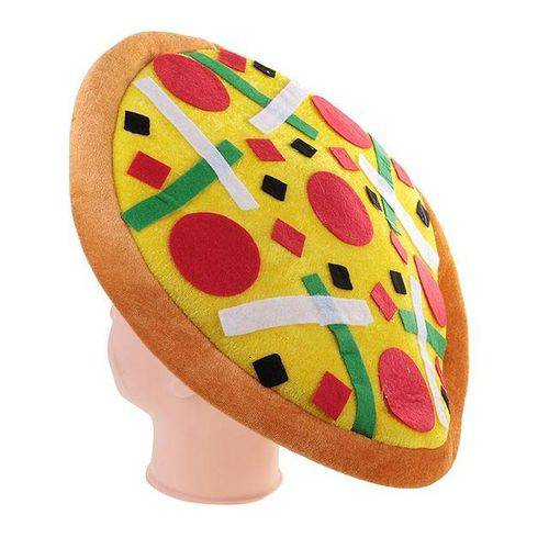 Chapéu Pizza