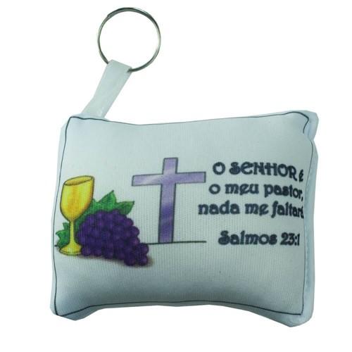Chaveiro Almofada de Eucaristia | SJO Artigos Religiosos