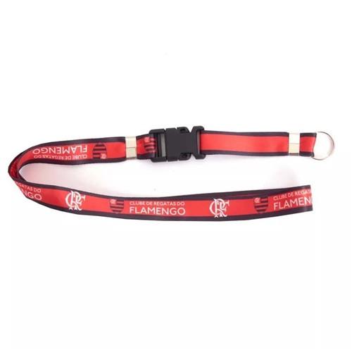 Chaveiro Flamengo Cordão UN