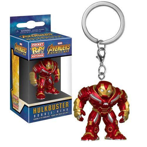 Chaveiro Funko Pop Avengers Infinity War - Hulkbuster