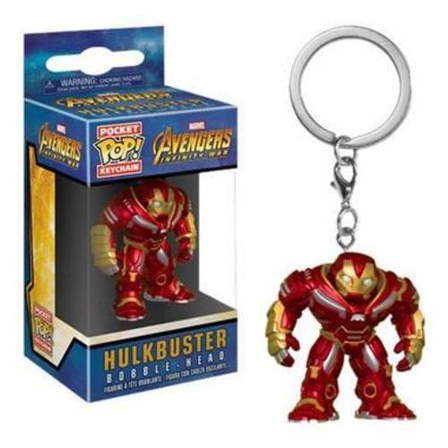 Chaveiro Pocket POP! Keychain Funko Hulkbuster