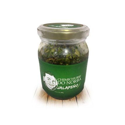 Chimichurri Jalapeño do Norba 200G