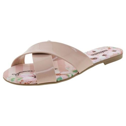 Chinelo Infantil Feminino Molekinha - 2308101 Rosa 01 27