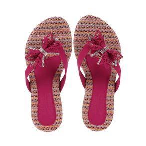 Chinelo Infantil para Menina - Rosa Pink 29