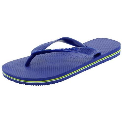 Chinelo Masculino Brasil Azul Havaianas - 4000032