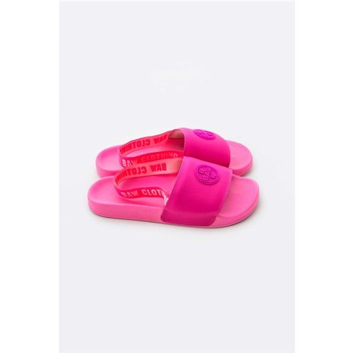 Chinelo Neon Pink-33/34