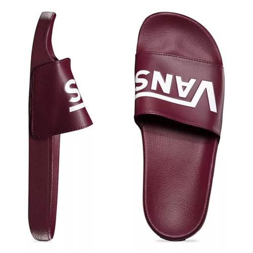 Chinelo Vans Slide-On Port Royale Vinho VNBM33TY4QU 43