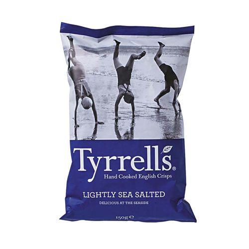 Chips de Batata Sal Marinho - Tyrrells - 150g