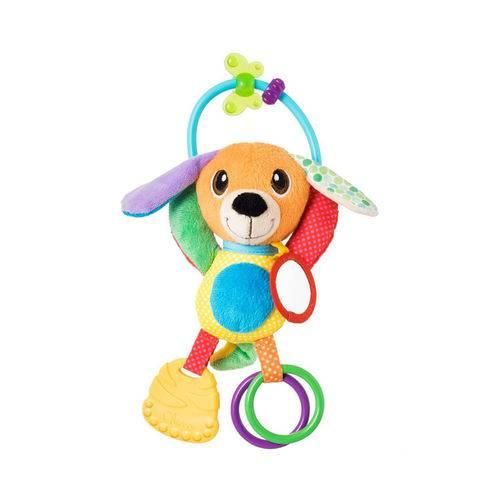 Chocalho e Mordedor Mr. Puppy Chicco- Primeiras Atividades