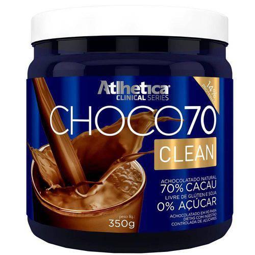 Choco 70 Clean (350g) - Atlhetica Nutrition