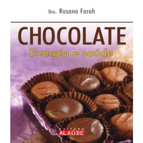 Chocolate - Energia e Saude