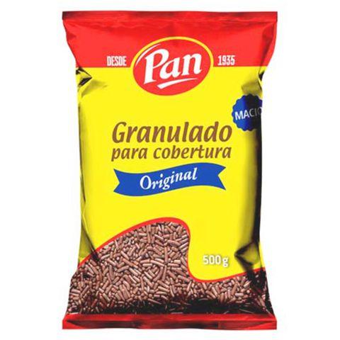 Chocolate Granulado 500g - Pan