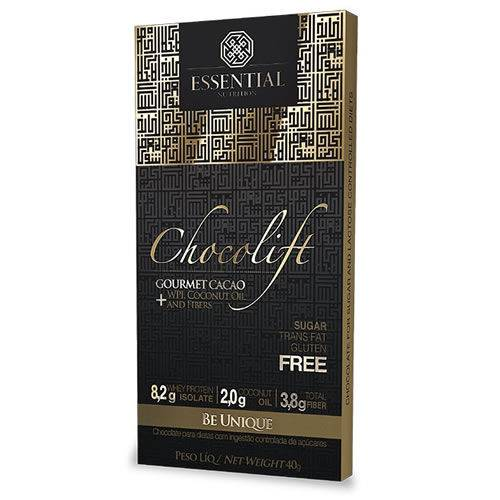 Chocolift Be Unique - 40g - Essential Nutrition