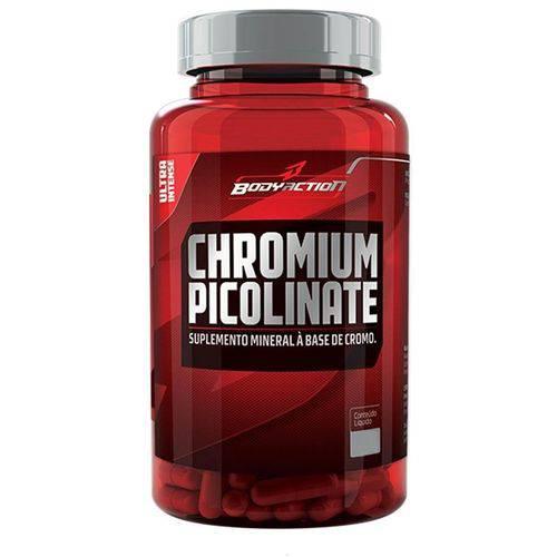 Chromium Picolinate (100 Caps) - Body Action