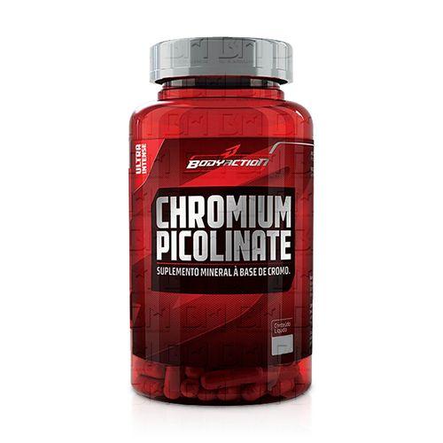 Chromium Picolinate 100 Cápsulas - Body Action