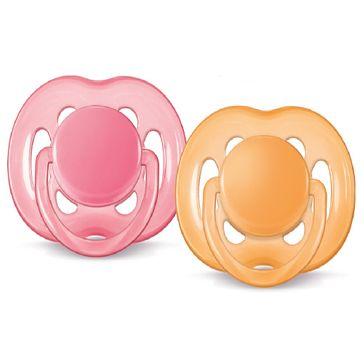 Chupeta Avent BPA Free 6 - 18m 2 Unidades