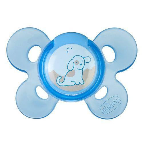 Chupeta Physio Comfort 0-6 Meses Azul Chicco
