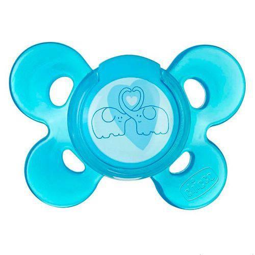 Chupeta Physio Comfort Azul Tam 2 (6-12m) Chicco 749132
