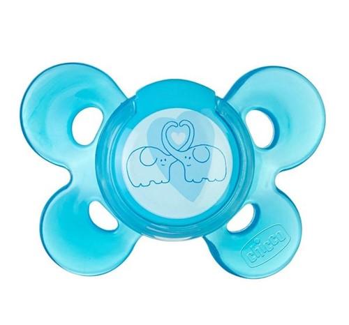 Chupeta Physio Comfort Azul Tam 2 Chicco
