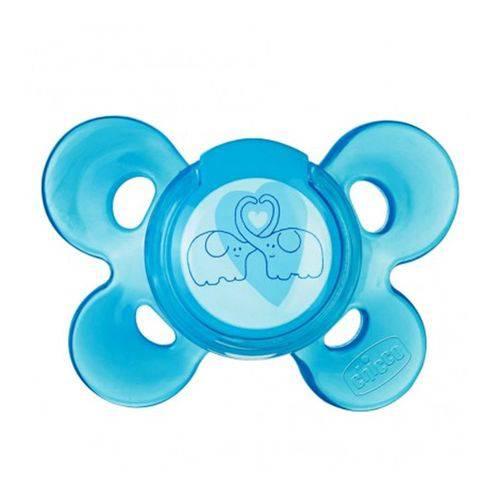 Chupeta Physio Comfort Elefantinhos Azul 6+ – Chicc