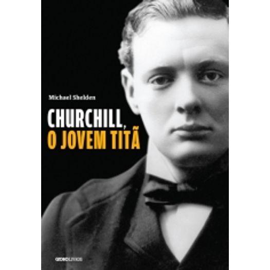Churchill o Jovem Tita - Globo