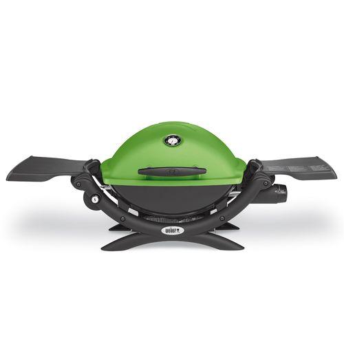 Churrasqueira a Gás Verde Q-1200 Weber