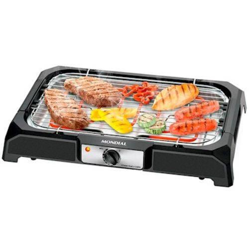 Churrasqueira Elet Steak Mondial 2000w Ch05 - 6880-01