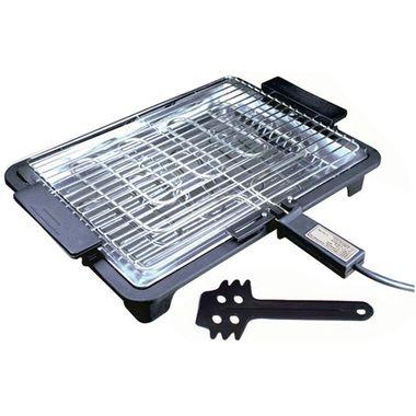 Churrasqueira Elétrica Platinum Grill Anurb 127v