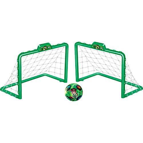 Chute a Gol Ben 10 Verde - Lider