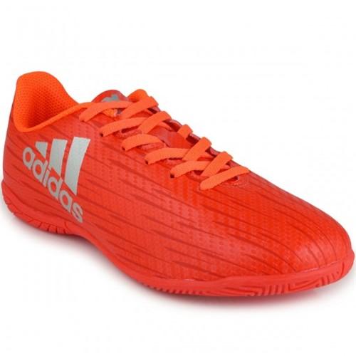 Chuteira Adidas X 16.4 IN Jr | Futebol Futsal | MaxTennis