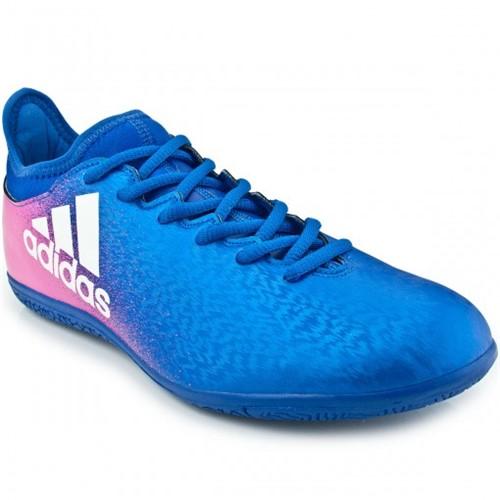Chuteira Adidas X 16.3 IN | Futebol Futsal | MaxTennis