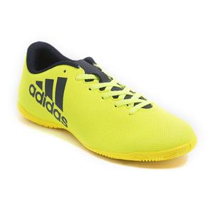 Chuteira Adidas X 17 4 In Amarela Mascul 40