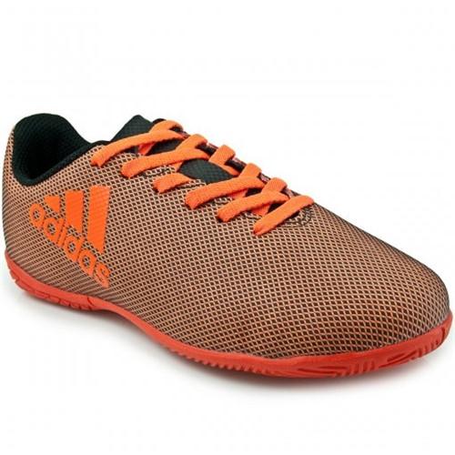 Chuteira Adidas X 17.4 IN Jr | Futebol Futsal | MaxTennis