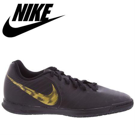 Chuteira Futsal Nike Legend VII Club Preta