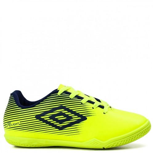 Chuteira Infantil Umbro F5 Light Futsal Juvenil Amarelo