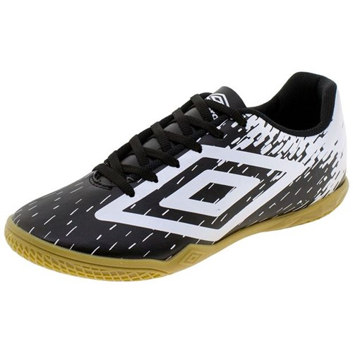 Chuteira Masculina Footwear Acid Umbro - Of2097 Preto/branco 37
