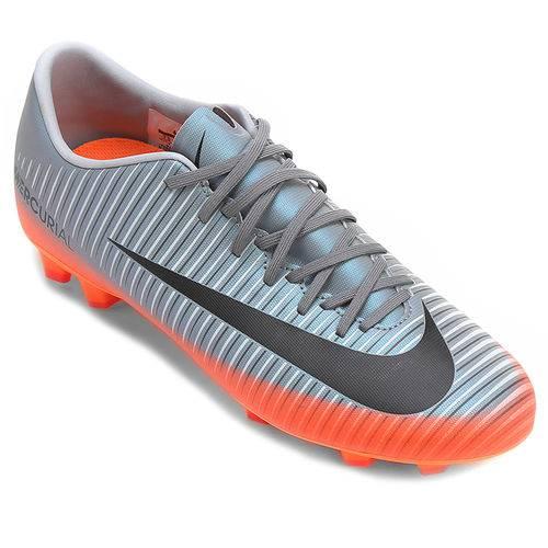 Chuteira Nike Campo Mercurial Victory VI CR7 FG