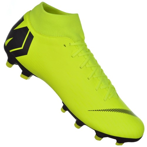 Chuteira Nike Mercurial Superfly VI Club Campo AH7363-701 AH7363701