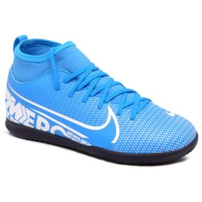 Chuteira Nike Superfly 7 Club Ic Azul In 31