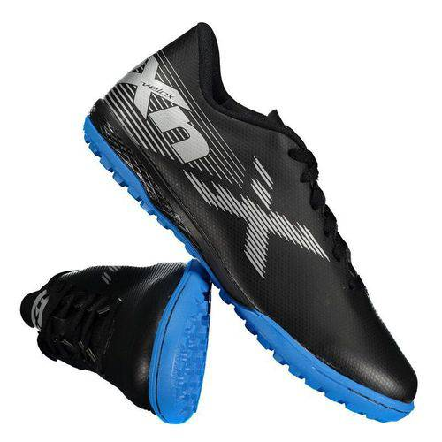 Chuteira Oxn Velox 2 Society Azul