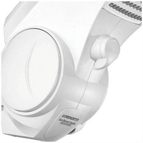 Chuveiro Duo Quadra Turbo Multitemperatura 220V/6800W - 7896451860286 - LORENZETTI